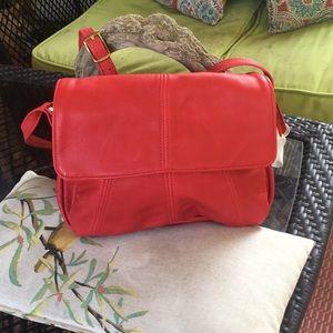 SAS Italian Leather Bag